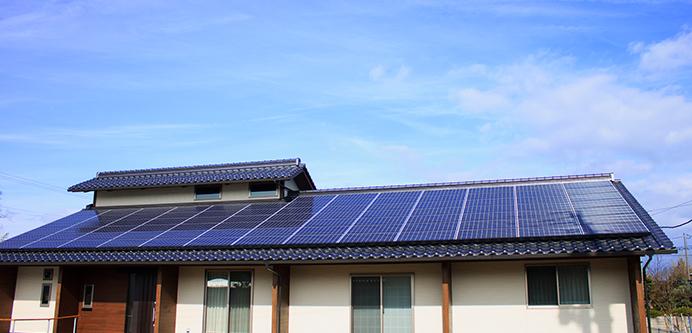 過積載で太陽光発電量をアップ! イメージ図