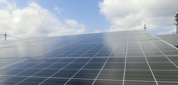全量買取制度で太陽光発電を事業に活用! イメージ図