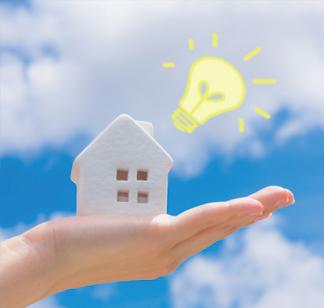 太陽光発電システムは太陽の光をエネルギー源としているため、石油や石炭のように限られた資源を使い尽くしてしまう心配がありません。