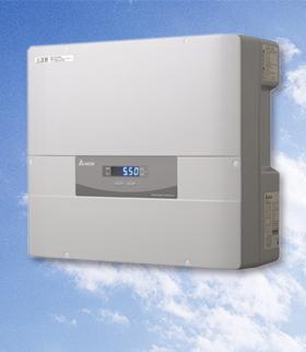 デルタ電子 4.5kW パワーコンディショナー 屋外用単相式マルチストリングス RPI-H4.5J(P)イメージ