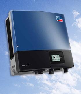 SMA 25kW パワーコンディショナー 屋外用三相式 マルチストリングス(基本保証5年付) STP25000TL-JPイメージ