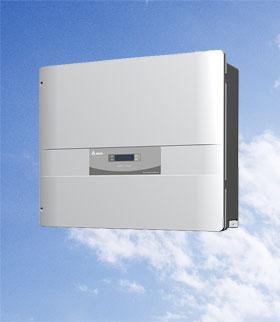 デルタ電子 9.9kW パワーコンディショナー 屋外用単相式マルチストリングス RPI H10Jイメージ