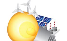 総発電量に占める再エネの割合と今後の予測