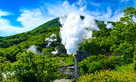 地熱発電の仕組みとは?日本に適した純国産エネルギーの特徴