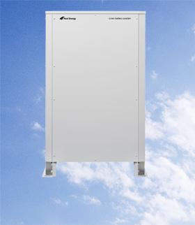 ネクストエナジー リチウムイオン蓄電システム NX3098-HNS/Aイメージ