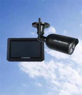 DXアンテナ製 監視カメラ01