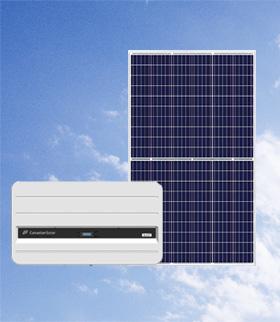 【産業用】積載率196% カナディアン・ソーラー(CS3K-300P)97.2kWシステムイメージ