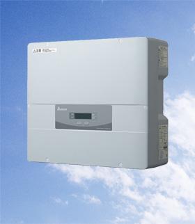 デルタ電子 5.5kW パワーコンディショナー 屋外用単相式マルチストリングス RPI H5.5J(P)