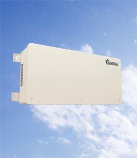 田淵電機 9.9kW パワーコンディショナー EneTelus 屋外用単相マルチストリングス(横置き型) EPU-S99MP5-CLイメージ