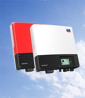 SMA 5.4kW パワーコンディショナー 安心安全パッケージ付イメージ