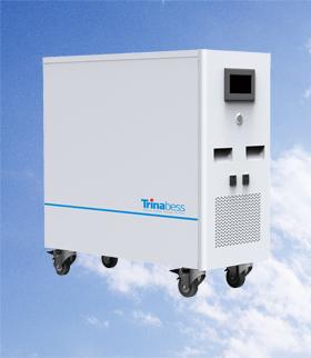 トリナ3200Wh 蓄電池ユニットイメージ