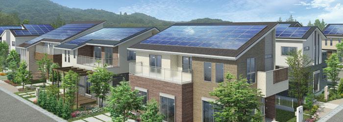 太陽光発電はこれからがお得! イメージ図