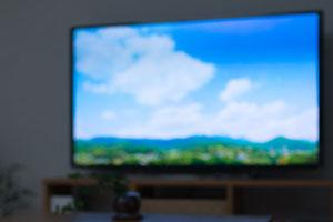 テレビの付けっぱなし イメージ図