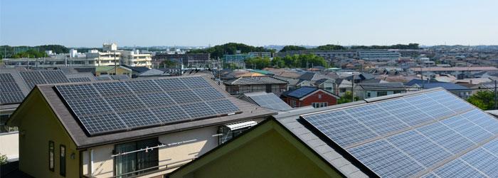 発展・拡大の余地が大きい太陽光発電 イメージ図