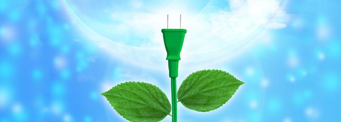 再生可能エネルギー発展の期待 イメージ図