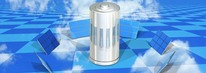 蓄電池の普及はこれから イメージ図