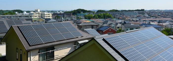 住宅用 太陽光パネル