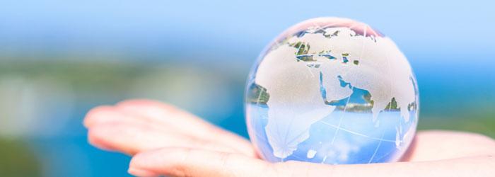 地球環境保護 イメージ