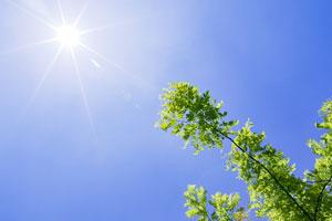 太陽光エネルギー イメージ図