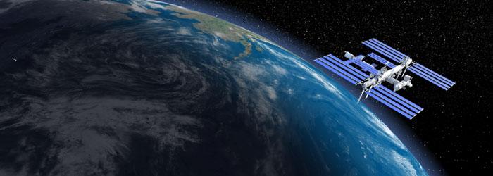 宇宙太陽光発電システムは未来の再エネとして期待大! イメージ図