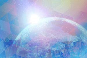 宇宙太陽光発電システム イメージ図