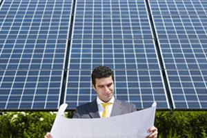 目指せ実用化!宇宙太陽光発電の課題 イメージ図1
