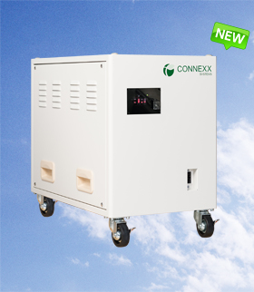 CONNEXX 4.0kWh 非常用モバイル蓄電システム(BB0040PE4)イメージ