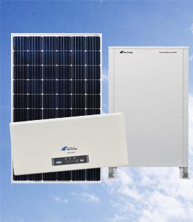 【スマートハウスパッケージ】(蓄電システム付)ネクストエナジーNER660M305・SPUS-30C-NX・NX3098-HNSイメージ