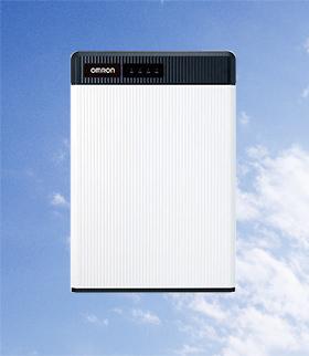 オムロン6.5kWh 蓄電池ユニット(KP-BU65-A 他)イメージ