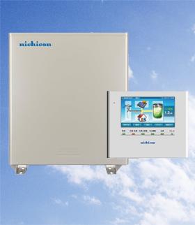 ニチコン 16.6kWh 蓄電システム(ESS-U2X1)イメージ
