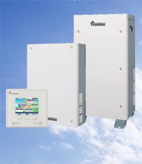 田淵電機 4.0kWh 蓄電ハイブリットシステム 小型EIBS (PKG-EHD-S55MP3B)イメージ